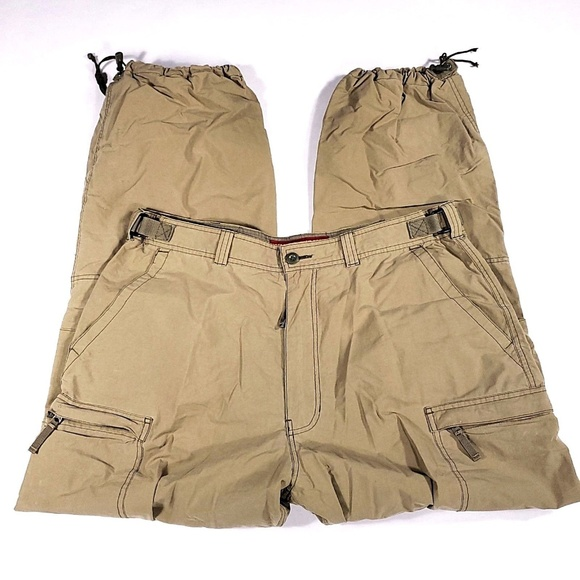 d07d226586b24 Abercrombie & Fitch Other - Abercrombie & Fitch Lined Cargo Paratrooper  Pants
